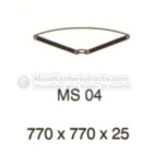 Meja Kantor VIP MS 04 (Table Conector)