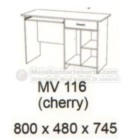 Meja Kantor VIP MV-116 (Computer Desk)