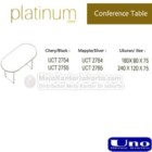 Conference Table Uno UCT 2755, UCT 2765