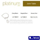 Joint Table Uno UJT 2853 L, UJT 2863 L