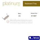 Keyboard Tray Uno Platinum Series