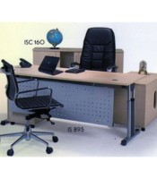 """""""Meja Kantor Aditech IS 895 (180cm)"""""""