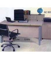 """""""Meja Kantor Aditech IS 896 (160cm)"""""""