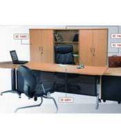 """""""Meja Kantor Aditech SE 6001 (260cm)"""""""