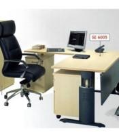 """""""Meja Kantor Aditech SE 6005 (180cm)"""""""