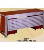 """""""Meja Kantor Aditech XE 09 (180cm) - Tanpa laci"""""""