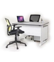 """Meja Kantor Aditech FR 09"""