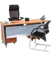"""Meja Kantor Aditech MP 160 (160cm) - Tanpa Laci"""