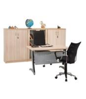 """Meja Kantor Aditech MS 02 (160CM) - Tanpa Laci"""
