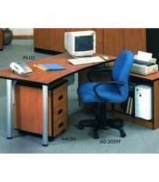 """Meja Kantor Aditech PS 02"""