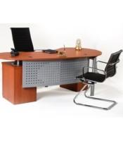 """""""Meja Kantor Aditech SE 6004 (200cm)"""""""