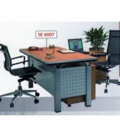 """""""Meja Kantor Aditech SE 6007 (180cm)"""""""