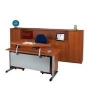 """""""Meja Kantor Aditech SS 7516 R (160cm)"""""""