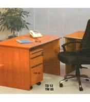 """Meja Kantor tanpa laci Aditech TD 12"""