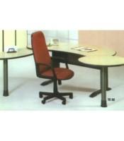 """Meja Kantor tanpa laci Aditech TE 02"""