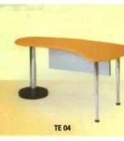 """Meja Kantor tanpa laci Aditech TE 04"""