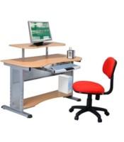 """Meja komputer Aditech SK 3001 (120cm)"""