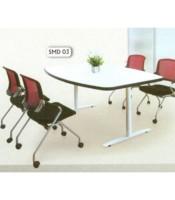 """Meja Rapat Kantor Aditech SMD 03 (180cm)"""