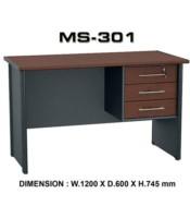 """Meja Kantor VIP MS 301"""