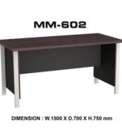 """""""Meja Kantor VIP MM 602"""""""